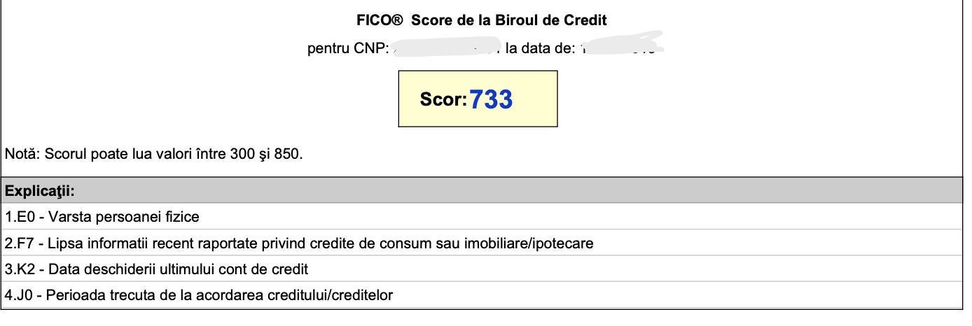 Fico Score 1